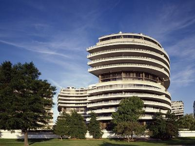 Watergate Hotel, Site of Break-In of Democratic Party by Agents of Nixon Administration, ca 2000