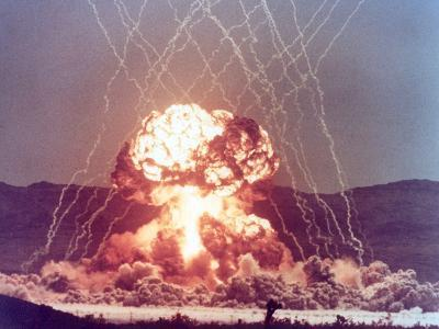 The Met Shot Detonated on a 400-Foot Tower with a Yield of 22 Kilotons