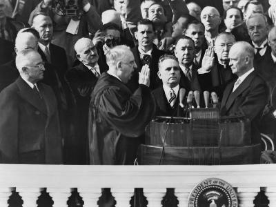 Eisenhower's First Inauguration