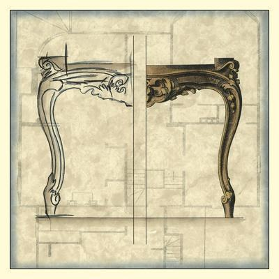 Furniture Sketch I