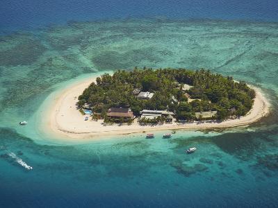 Beachcomber Island Resort, Mamanuca Islands, Fiji