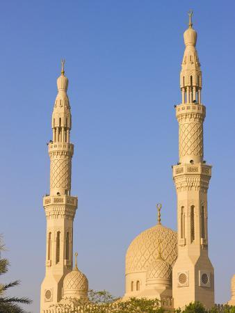 Jumera Mosque, Dubai, United Arab Emirates