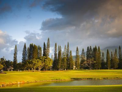 Makai Golf Course, Kauai, Hawaii, USA