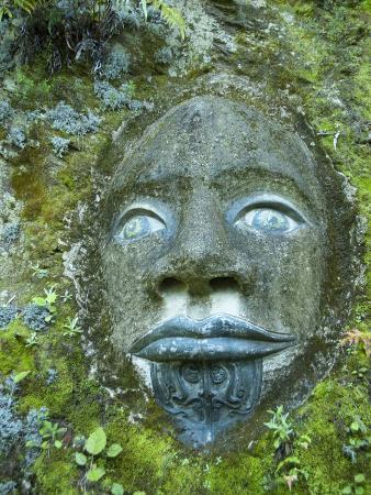 Art at Lochmara Lodge, South Island, New Zealand