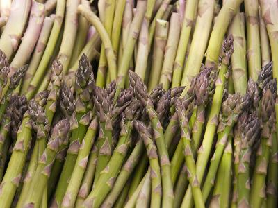 Asparagus, Marlborough, South Island, New Zealand