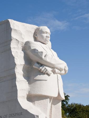 Martin Luther King Jr Memorial, Washington DC, USA, District of Columbia