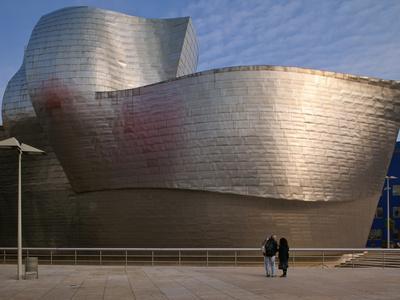 The Guggenheim Museum, Bilbao, Spain