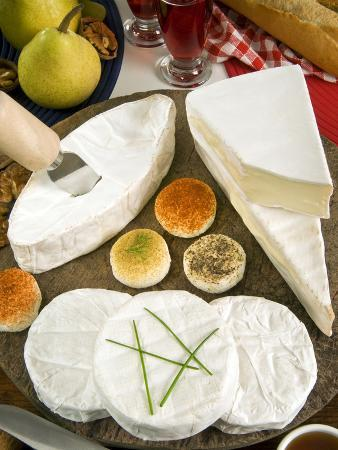 French Cheeses, France