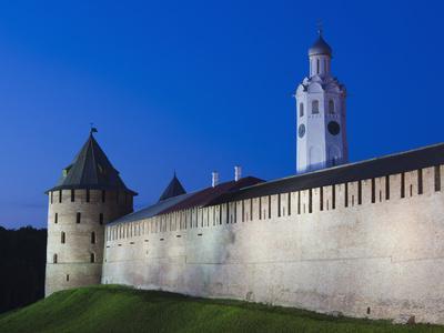 Novgorod Kremlin, Novgorod Oblast, Veliky Novgorod, Russia