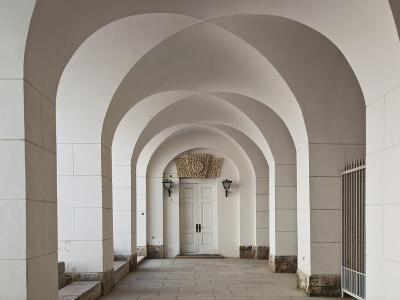 Cameron Gallery, Pushkin-Tsarskoye Selo, Saint Petersburg, Russia