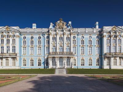Catherine Palace, Pushkin-Tsarskoye Selo, Saint Petersburg, Russia