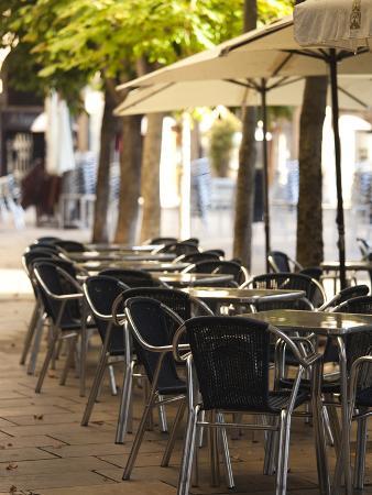 Plaza Del Mercado, Avila, Spain
