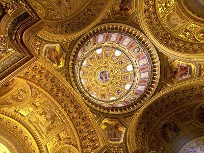 St. Stephens Basilica, Budapest, Hungary