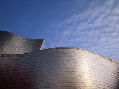 Spider Sculpture, the Guggenheim Museum, Bilbao, Spain