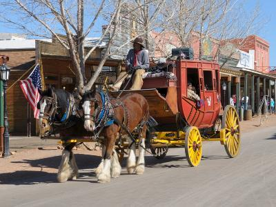Tombstone, Arizona, United States of America, North America