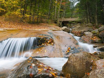 Franconia Notch State Park, New Hampshire, New England, United States of America, North America