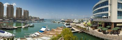 Ocean Village, Casino and Marina Development in Gibraltar, Mediterranean, Europe