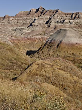 Badlands, Badlands National Park, South Dakota, United States of America, North America
