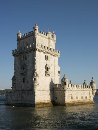 Belem Tower, UNESCO World Heritage Site, Lisbon, Portugal, Europe