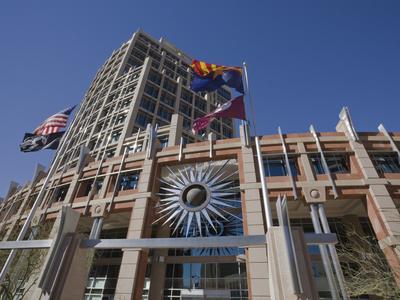 City Hall, Phoenix, Arizona, United States of America, North America