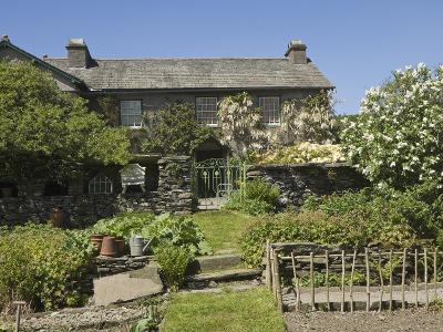 Hilltop, Sawrey, Near Ambleside, Home of Beatrix Potter, Lake District Nat'l Park, Cumbria, England