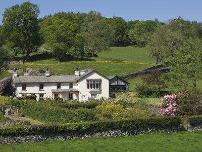 Castle Farm, Sawrey, Marital Home of Beatrix Potter, Lake District Nat'l Park, Cumbria, England