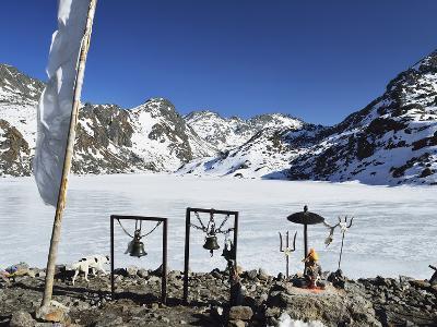 Gosainkund Lakes, Langtang National Park, Bagmati, Central Region (Madhyamanchal), Nepal, Himalayas
