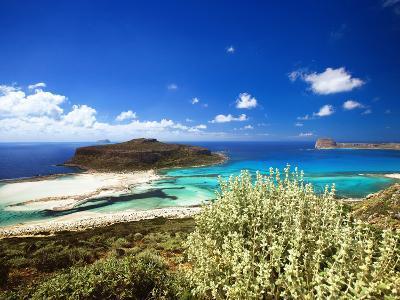 Balos Beach, Gramvousa, Crete, Greek Islands, Greece, Europe