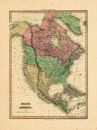 1836, North America