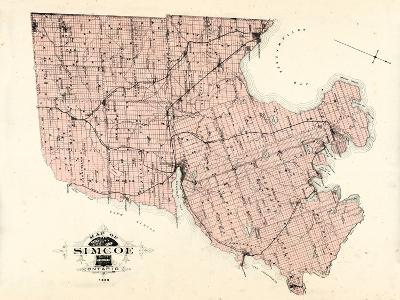 1881, Simcoe, Canada