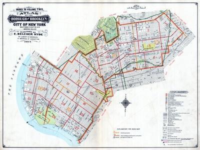 Brooklyn Map