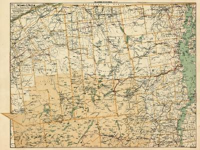 1890, Adirondack Region - Northern, New York, United States
