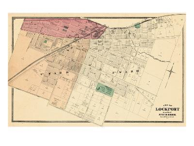 1875, Lockport City - South, New York, United States