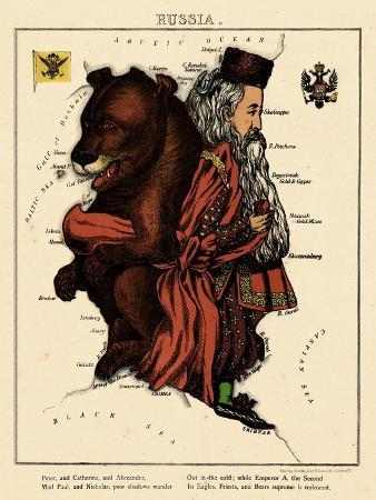 1868, Russia