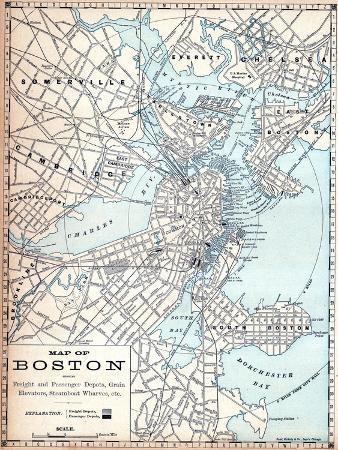 1890, Boston, Massachusetts