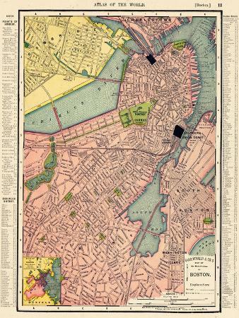 1901, Boston 1901, Massachusetts, United States