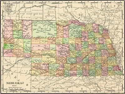 1913, United States, Nebraska, North America