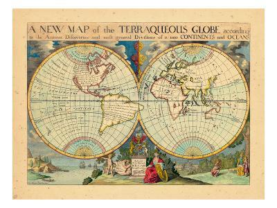 1701, World