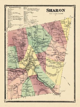 1869, Sharon, Vermont, United States