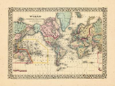 1867, World