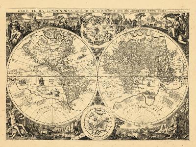 1596, World