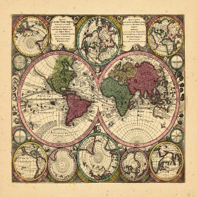 1734, World