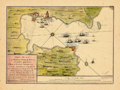1740, Panama