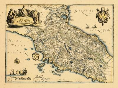1640-46, Italy