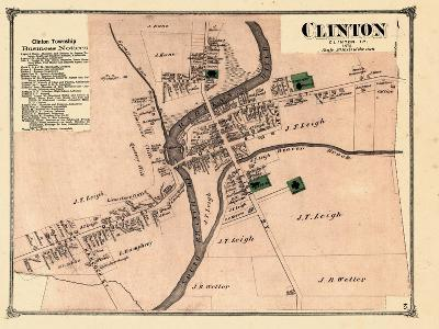 1873, Clinton, New Jersey, United States