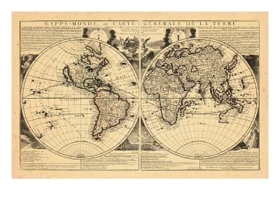 1705, World