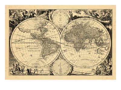 1680, World