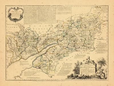 1760, Gloucester and Monmoth, United Kingdom
