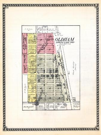 1929, Oldham, South Dakota, United States
