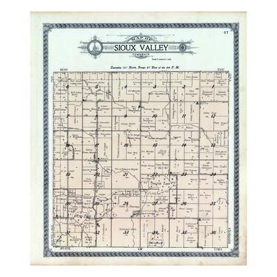 1914, Sioux Valley Township, Rush Lake, Skunk Lake, Minnesota, United States